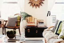 Decor & More / A happy space is a happy place. / by Simone