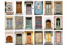 Doors / by Becky Tiffany