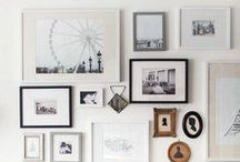 Wall Decor / by Erin Brown