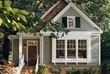 Curb Appeal / Exteriors & Inviting Entries / by Simone