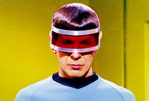 Star Trek / #star #trek #startrek #spok #kurk / by biot jef