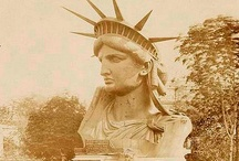 Liberty / #liberty #statue #liberté #freedom  / by biot jef