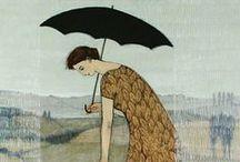 la parapluie