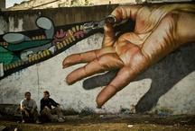Street art Graffiti / #streetart #street #art #graffiti / by biot jef