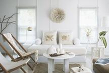 Sea Side Home Inspiration / by Tiare Molinare