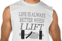 Gym Clothes for Men and Men's Accessories / Workout hard and look great with these gym clothes for men and awesome men's accessories
