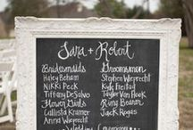 Wedding Ideas / by The Chateaux at Fox Meadows