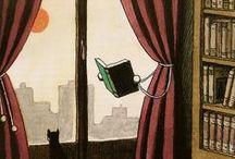 For Fellow Bookworms / by Melissa Grundmann