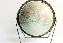 Maps | Globes  / by Tarnya Harper