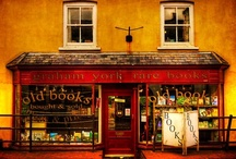 ~BOOKSHOPS~WORLD~ / Books Shops around the world / by Marion aka rockchook