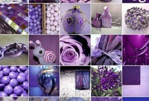 Power FULL Purple! / Purple Everything! / by Cynthia Wiebe Wiebelhaus
