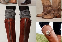 Boots, Shoes ... and More / by Tiare Molinare