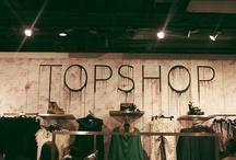 Topshop / by Tiare Molinare