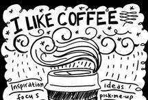 CoffeeCoffeeCoffee / A collection of pins dedicated to my favorite morning drink / by Annette Barker