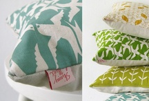 Bedding, Cushions and more... / by Tiare Molinare