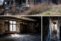 If these walls could talk / Old and forgotten building structures, homes and more. / by Cynthia Wiebe Wiebelhaus