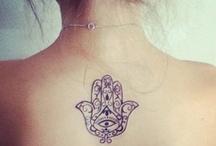 Tattoos / by Celina Carvalho