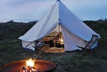 Camping | Great Outdoors / Love to get outdoors! Camping is the best way to enjoy it.  / by Tarnya Harper