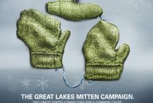 Smitten With The Mitten / by Cynthia Wiebe Wiebelhaus