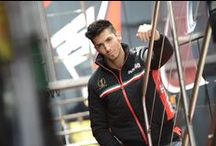 Aprilia Apparel 2013/2014 / A collection inspired by sports,active lifestyles and the design of the brand's inimitable bikes. Discover more on http://www.aprilia.com/