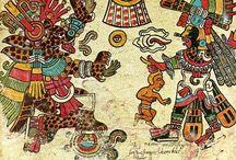 Aztec/Inca/Mayan/Native American / by Vannessa