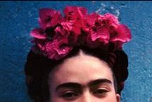 Frida, solo Frida / by Spinning Mermaid