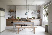 Kitchen Ideas / by Marilyn Hoffman