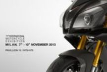 EICMA 2013 / 71st International #Motorcycle Exhibition. Milan, 7th-10th November 2013. Pad 10 H70-H75 Come to visit #Aprilia stand!