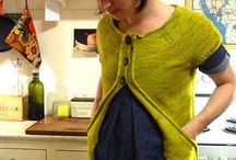 knit & crochet fashions  -  4 / by Roberta Westfal