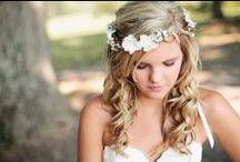 Wedding Hair Wreaths