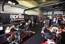 Aprilia MotoGP 2015 - Jerez / Jerez (Spain), 3 May 2015 – It was a positive weekend for Aprilia Racing Team Gresini at Jerez, the setting for the first 2015 MotoGP European race.