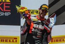 Aprilia WSBK 2015 - Imola / Imola, 10 May 2015 - The Imola Sunday ended for the Aprilia colours with Jordi Torres' first podium of the season in Superbike Race 2.