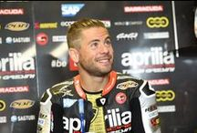 Aprilia MotoGP 2015 - Assen / Assen (Holland), 27 June 2015 - The changes Aprilia brought to Assen were used both in practice and in the race, continuing development on the RS-GP. But after the good results obtained on Thursday and Friday a series of circumstances made the race difficult for both of the Aprilia Racing Team Gresini riders.