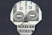 origami + paper