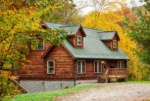 Mountain Cabins / by ACE Adventure Resort