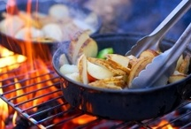 Cookin' On The Campfire / Good eats while in the wilderness.