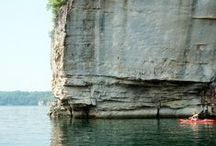 Kayaking / For those dedicated boaters out there. Keep on paddling.