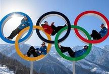 OLYMPIC MEMBERS 2012 & 2014! / by Sandra Coy