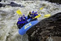 Gauley River / The ultimate bucket-lister.