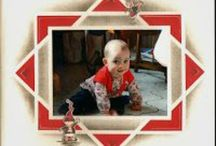 SCRAPBOOKING BIRTH- ONE YEAR! / Over a year worth pages! / by Sandra Coy
