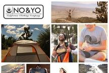 NO&YO Blog / This board is all about NO&YO's brand ambassadors. Their story, pictures and much more. Inside the board you will find their story and why they live for the outdoors