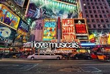 Musicals / musicals i've seen/been in