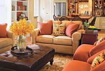 LIVING ROOM! / Living rooms, many accessories! / by Sandra Coy