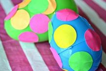 Easter Egg Ideas / Easter Egg Decorations and Ideas / by Jamie @ Hand Made Kids Art