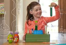Science Fair Projects / Inspiration for your Science Fair Boards and Projects