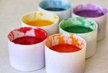 DIY Paint and Art Recipes