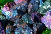 Gems, Stones & Crystals / Gems, Stones & Crystals with healing and spirit vibrations.