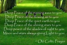 My Celtic Heritage / Ireland, the land of my ancestors, filled with spirit and magic