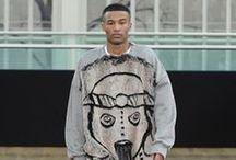 Shaun Samson / fashion designer