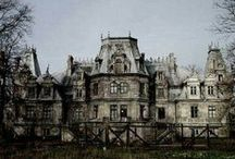 Places Long Forgotten; Abandoned, Haunted & Deserted / Abandoned, Haunted & Deserted Beautiful Places & Things